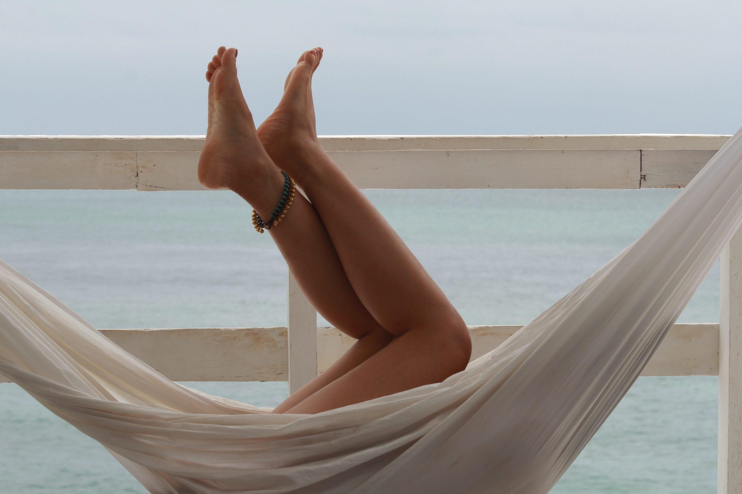 Gambe più belle senza ritenzione idrica