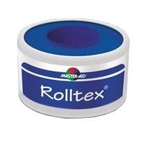 CEROTTO IN ROCCHETTO MASTER-AID ROLLTEX TELA 5X1,25