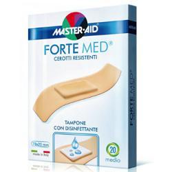 CEROTTO MASTER-AID FORTE MED GRANDE 10 PEZZI