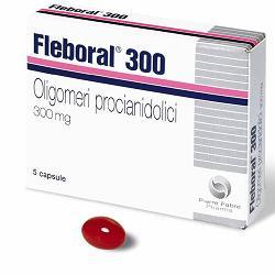 FLEBORAL 300 5 CAPSULE