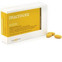 MACROCEA 20 COMPRESSE DEGLUTIBILI