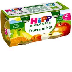 HIPP BIO OMOGENEIZZATO FRUTTA MISTA 100% 2X80 G
