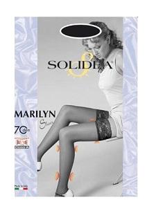 MARILYN 70 SHEER CALZA AUTOREGGENTE SAB4
