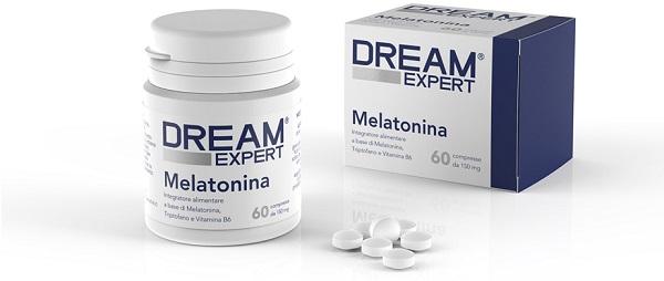 DREAM EXPERT MELATONINA 60 COMPRESSE