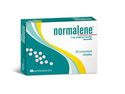 NORMALENE*20CPR RIV 5MG