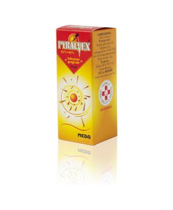 PYRALVEX*FL 10ML 0,5%+0,1% GEN