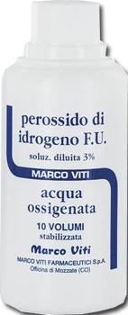 ACQUA OSSIGENATA 10 VOLUMI 3% 200 G