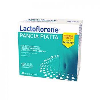LACTOFLORENE PANCIA PIATTA 10 BUSTINE