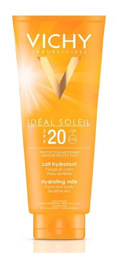 IDEAL SOLEIL LATTE SPF20 300 ML