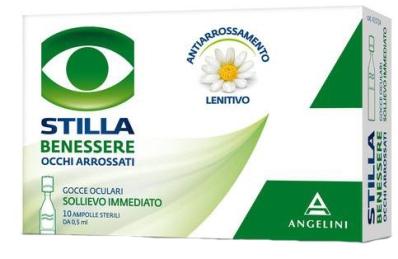 STILLA BENESSERE 10 AMPOLLE 0,5 ML