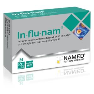 IN-FLUNAM 24 COMPRESSE