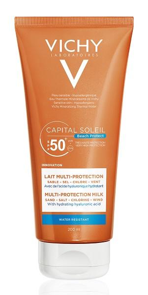 CS BEACH PROTECT LATTE SPF50+ 200 ML
