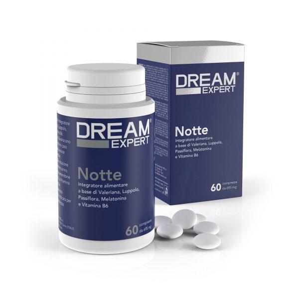 dream expert notte