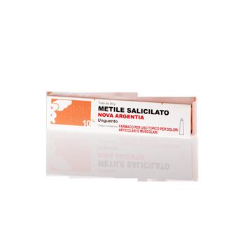 METILE SALICILATO*UNG 30G 10%